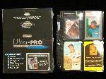 Ultra Pro 4-Pocket Pages- 1 Unopened Box of 100 Pages