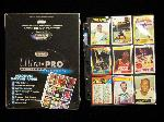 Ultra Pro 9-Pocket Pages- 1 Unopened Box of 100 Pages