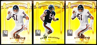 "2001 Donruss Elite Ftbl. ""Passing the Torch""- 3 Diff. Cards"