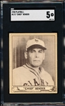1940 Playball Baseball- #172 Chief Bender- SGC 5 (Ex)