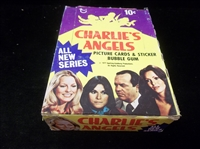"1977 Topps ""Charlie's Angels""- Series #3- One Unopened Wax Box"