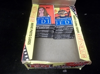 "1983 Topps ""Return of the Jedi""- 2nd Series- 17 Unopened Wax Packs"