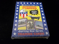 "1991 Historical Images, Inc. ""Defenders of Freedom"" Eagle Series A Crisis in the Gulf- One Unopened Wax Box"