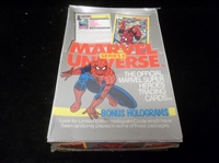 "1991 Impel ""Marvel Universe Series II""- One Unopened Wax Box"