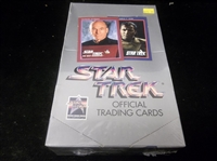 "1991 Impel ""Star Trek Series #1"" 25th Anniversary (Combination Series)- One Unopened Wax Box"
