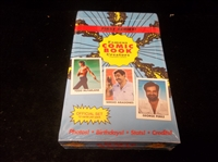 "1992 Eclipse Enterprises ""Famous Comic Book Creators""- First Series- One Unopened Wax Box"