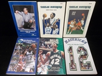 NBA Basketball Media Guides/ Yearbooks- 9 Diff