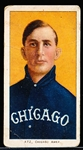 1909-11 T206 Bb- Atz, Chicago Amer- Piedmont 350 back.