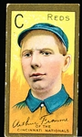 1911 T205 Bb- Arthur Fromme, Reds- Sovereign 400 back