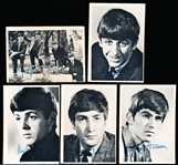 "1964 Topps ""Beatles- Black & White 1st Series"" (R710-8a-1)- 36 Diff."