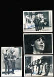 "1964 Topps ""Beatles- Black & White 3rd Series"" (R710-8a-3)- 45 Diff."