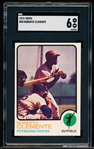 1973 Topps Baseball- #50 Clemente, Pirates- SGC 6 (Ex-NM)