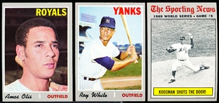 1970 Topps Bb- 35 Diff
