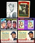 Roberto Clemente- 8 Cards