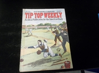"May 4, 1907 Tip Top Weekly #577 Bsbl. Magazine ""Dick Merriwell's Backers"""