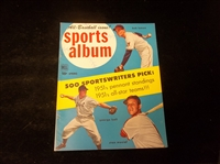 March-May 1951 Sports Album Magazine- All Baseball Issue!- G. Kell/B. Lemon/ S. Musial Cover