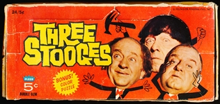 1966 Fleer Three Stooges Non-Sports- 1 Display Box