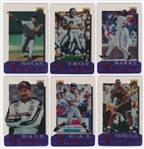 "1996 Classic Assets Multi-Sport ""Clear Assets $1 Phone Card""- 1 Complete Set of 30"