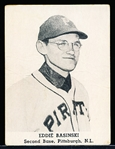 1947 Tip Top Bread Bb- Eddie Basinski, Pirates
