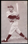 "1947-66 Baseball Exhibit- Phil Rizzuto- (""An Exhibit Card"" bott left)"