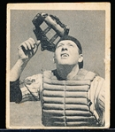 1948 Bowman Bb- #10 Buddy Rosar, Phil. A's