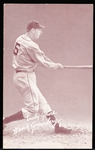1939-46 Salutation Baseball Exhibits- Hank Greenberg, Truly Yours