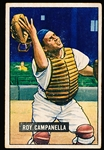 1951 Bowman Bb- #31 Roy Campanella, Dodgers