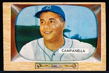 1955 Bowman Bb- #22 Roy Campanella, Brooklyn