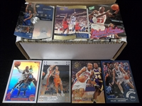 Basketball Star Card Lot- 350 Stars- mostly 1980's thru 2000's