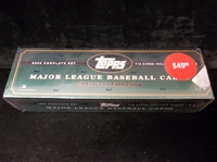 2002 Topps Bsbl.- 1 Factory Sealed Green Retail Set of 718 Cards