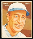1933 Goudey Bb- #232 Lefty O'Doul, Giants