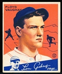 1934 Goudey Bb- #22 Arky Vaughan, Pirates- Hall of Famer!