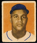 1949 Bowman Baseball- #84 Roy Campanella RC, Dodgers