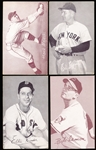 1947-66 Baseball Exhibits- 5 Diff