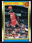 1988-89 Fleer Bskbl. #120 Michael Jordan AS