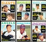 1964 Topps Bb- 6 Diff