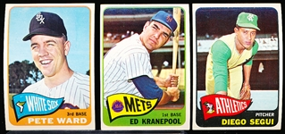 1965 Topps Bb- 26 Diff