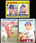 1967 Topps Bb- 24 Diff