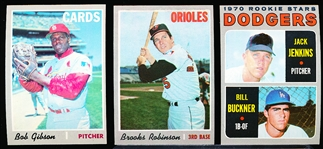 1970 Topps Bb-23 Diff
