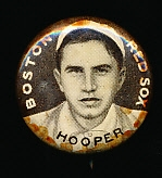 1910-12 P2 Sweet Caporal Bb Pin- Harry Hooper, Boston Red Sox
